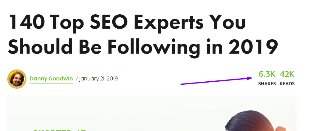 2019 top SEO experts