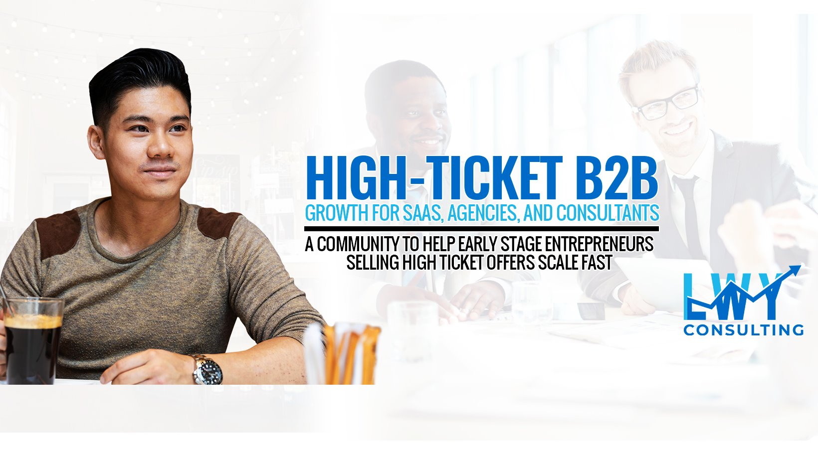 High-Ticket B2B Facebook Group