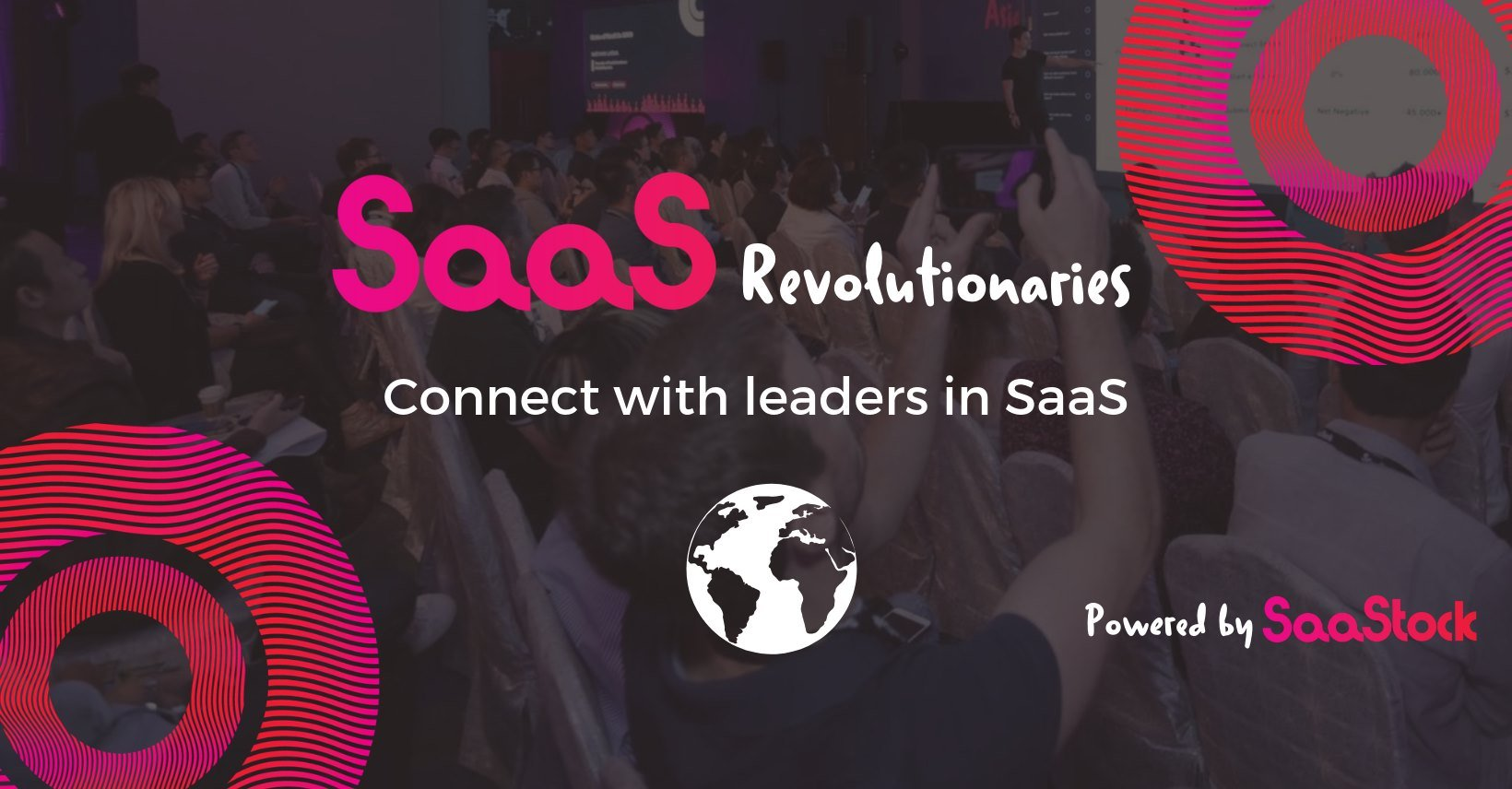 SaaS Revolutionaries Facebook Group
