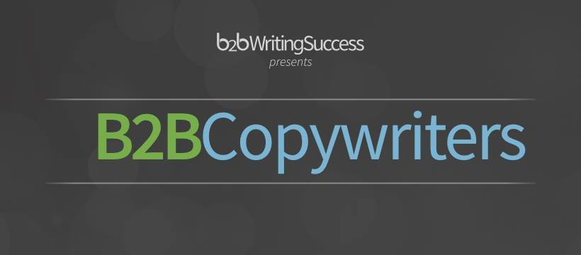 B2B Copywriters Facebook Group