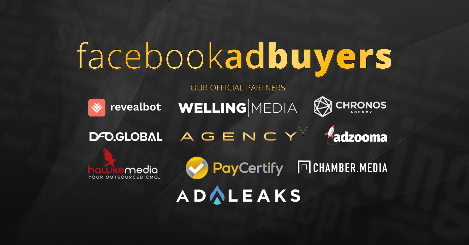 Facebook Ad Buyers Facebook Group