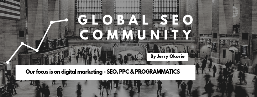 Global SEO Community Facebook Group