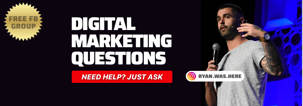 Digital Marketing Questions Facebook Group
