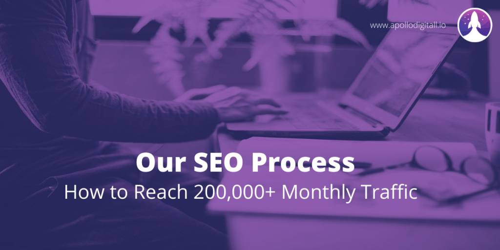 SEO process - Cover Image