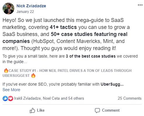 nick zviadadze facebook post