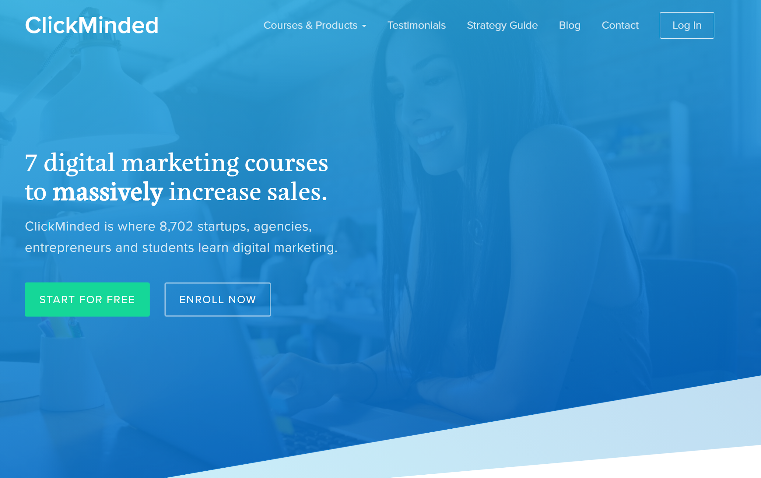 ClickMinded Digital Marketing Course