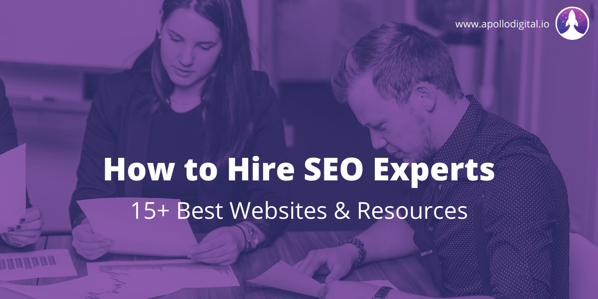How to Hire SEO Experts